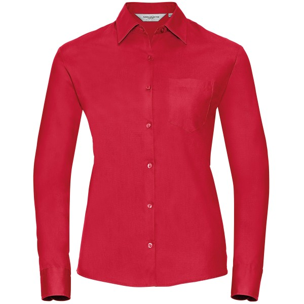Ladies' Long Sleeve Classic