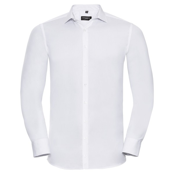 Men's Long Sleeve Ultimate Stretch Shirt